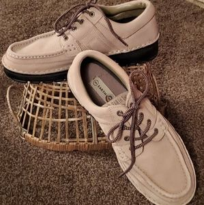 Mens Tan Casual Shoe by Earth